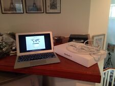 "Apple MacBook Air 11.6"" UPGRADED RAM AND PROCESSOR"