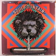 CLIFFORD JORDAN: Soul Fountain LP Sealed (reissue) Jazz