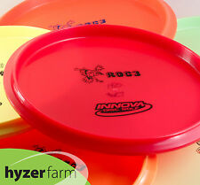 Innova Star ROC 3 BOTTOM STAMP *pick weight & color* Roc3 Hyzer Farm disc golf