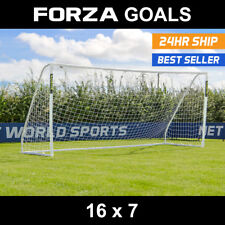 16 x 7 FORZA Football Goal (Locking Model) - The Ultimate Goal *Free Delivery*