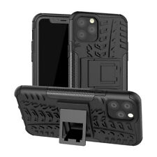 Heavy Duty Shock Proof Stand Case Cover Military Builders Tough Hard for iPhone