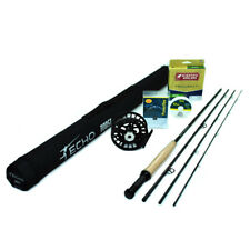 NEW - Echo Boost Fly Rod 490-4 Fly Rod Outfit - FREE SHIPPING!