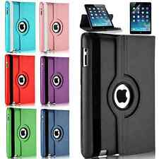 Leather 360 Degree Rotating Smart Stand Case For APPLE iPad Air 4 3 2 Mini 2017