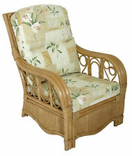 Gilda Replacement CHAIR Cushion / Cover Cane Conservatory Wicker Furniture