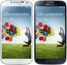 Samsung Galaxy S4 SGH-I337 16GB Black / White Factory Unlocked GSM SmartPhone