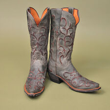 Women's Lucchese Classics Seagreen Madras Goat  - M5037 - brand new, in the box