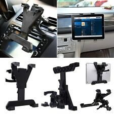 "360° Rotatif Universel Voiture Support Pr 7-10"" Tablette iPad Air Samsung Tab 2"