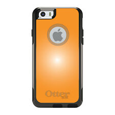 OtterBox Commuter for iPhone 5 5S SE 6 6S Plus Orange White Gradient Burst Sun