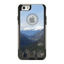 OtterBox Commuter for iPhone 5 5S SE 6 6S Plus Skagway Alaska Mountains
