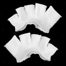 Footful 1 Pair Open-Toed 5-Toe Forefoot Socks Barefoot Foot Pain Relief Footcare