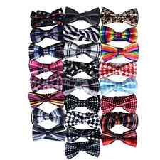 Mens 25 Styles Fashion Unique Tuxedo Bowtie Wedding Party Bow Tie Necktie tesha