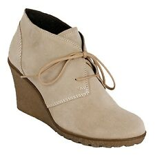 Hot Ice Shoes Wedges beige