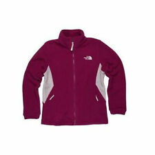 NWT North Face Girl's Khumbu TKA 300 Fleece Jacket Premiere Purple