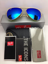 New Classic Aviator Gold Frame Three colours Lens Sunglasses size 58mm