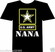 Army Tshirt USA Military Family Support Shirt Gildan Sm-3XL