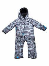 Quiksilver Little Rookie Baby Suit Boys - Black (KYA1)