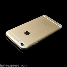 """New Ultra Thin Clear Crystal TPU Soft Case Cover For 4.7"""" iPhone 6 / Plus 5.5"""""""