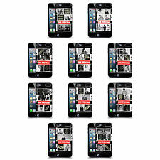 OFFICIAL ONE DIRECTION 1D COLLAGE HARD BACK CASE FOR APPLE iPOD TOUCH MP3