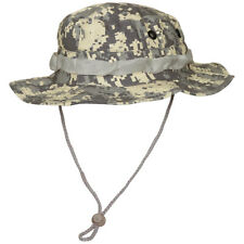 US Military Army GI Ripstop Boonie Bush Hat Jungle Cap UCP ACU Digital Camo S-XL