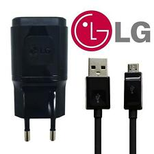 New Genuine LG 5V-1.8A EU Travel Charger Adapter + Cable For LG G2 G3 G4 Nexus 5