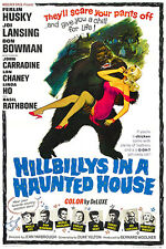 Hillbillys In A Haunted House - 1967 - Movie Poster