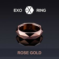 EXO - EXO RING - ROSE GOLD (SM TOWN OFFICIAL GOODS) + Gift photo