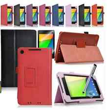 Premium Leather Cover Case Stand for Asus Google Nexus 7 2Gen 2nd Generation