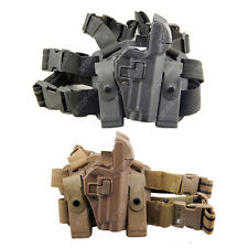 Tactical Right Leg Thigh Belt LEVEL 3 Lock Duty Holster SIG SAUER P226 P228 P229