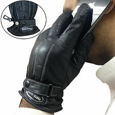 FULL FINGER TACTICAL GLOVES BIKE GLOVES MOTORCYCLE GLOVES GENUINE LEATHER GLOVES