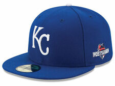 Official 2015 MLB Post Season Kansas City Royals New Era 59FIFTY Fitted Hat
