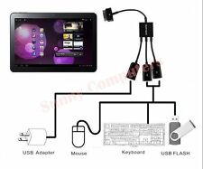 Samsung Galaxy Tab 3in1 OTG Cable With USB Power for P7510 P7300 P7310 P6800
