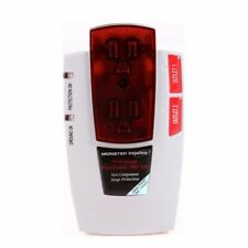 Monster PowerCenter PRO 200 Two Component Surge Protector Red White