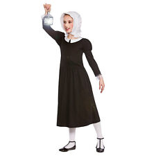 Girls Victorian Florence Costume for Dickensian Edwardian Fancy Dress Outfit
