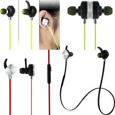 Wireless Bluetooth Headset Stereo Headphone Earphone for iPhone Samsung HTC A8T7