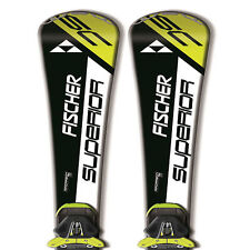 Fischer 14 - 15 RC4 Superior SC Skis w/Z 12 Bindings NEW !! 155cm