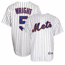 Circa 2004 David Wright New York Mets Official Home White Rookie Jersey Men's