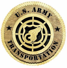 U.S Army Transportation Wall Tribute, U.S Army Transportation Hand Made Gift