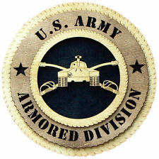 U.S. Army Armored Division Wall Tribute, U.S. Army Armored Division