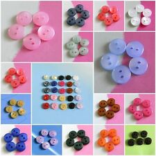 30 Mini Tiny Small Little Petit Doll Clothes Clothing Craft Sewing Buttons 7.5mm