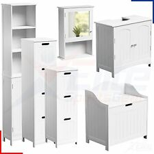 Richmond White Bathroom Suite Furniture Cabinet Drawer Storage Chest Units