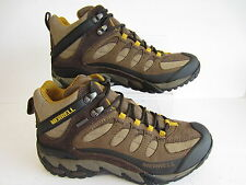 Merrell J39667 Refuge Core Mid Merrell Stone Mens Waterproof Boots Uk 7 (MR)