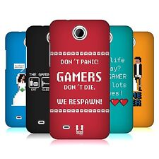 HEAD CASE DESIGNS A GAMER'S LIFE HARD BACK CASE FOR HTC PHONES 3