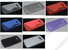 Multi S-Types TPU Silicone CASE Cover For Samsung GALAXY Core LTE G386F G386W