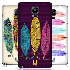 HEAD CASE DESIGNS AZTEC FEATHERS REPLACEMENT BATTERY COVER FOR SAMSUNG PHONES 1