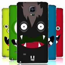 HEAD CASE DESIGNS JOLLY MONSTERS REPLACEMENT BATTERY COVER FOR SAMSUNG PHONES 1
