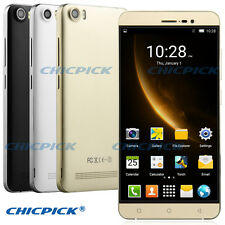 "Unlocked 5.5"" Android 5.1 Quad Core Dual Sim ATT Smartphone 3G GSM Cell Phone"