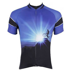 Conquerors Cycling Sport Jersey Men's Bicycle Clothing Mountain Bike Shirt Top