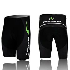Merida Green Fire Men's Cycling Shorts Bike Bicycle MTB Short Pants Tights