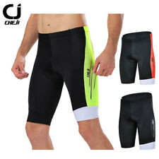 CHEJI Men's Sportwear Cycling Shorts Bike Bicycle Short Pants Tight Gel Padded
