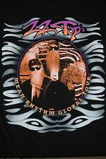 Vintage 1997 ZZ Top Tour Shirt New Old Stock Never Worn